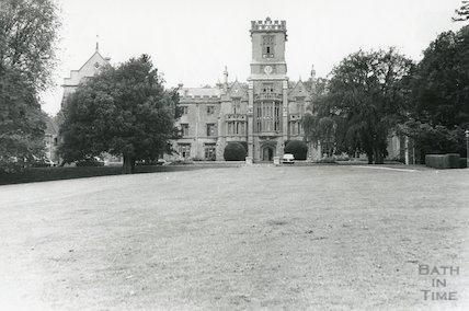 Kingswood School, Lansdown, 1969