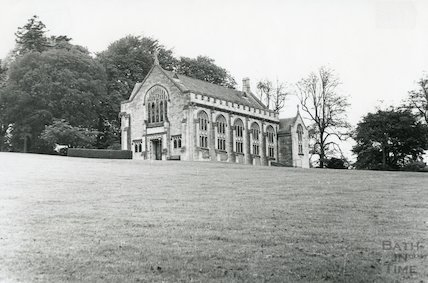 Chapel, Kingswood School, 1969