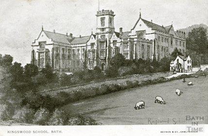Kingswood School, Bath, 1905