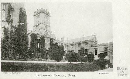 Kingswood School, Bath, 1909