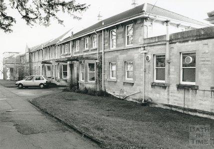 Claverton Down Hospital February, 1989