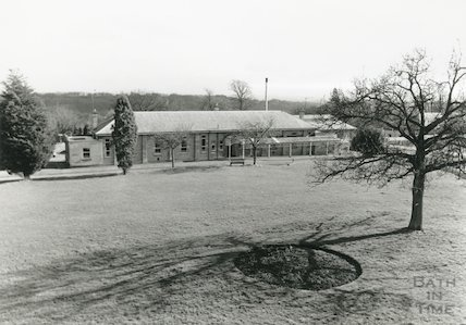 Claverton Down Hospital February, 1989