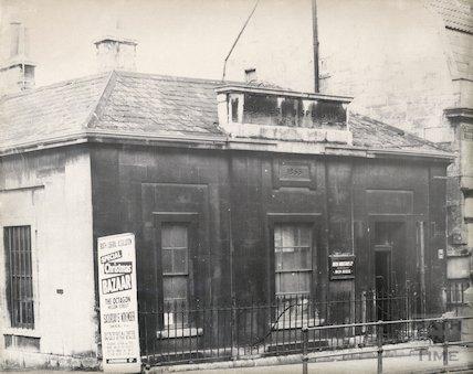 Southern Dispensary, Claverton Street, November 1965