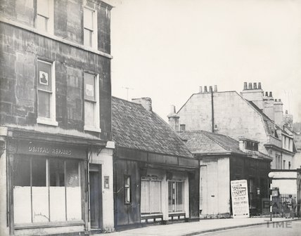 Southern Dispensary, Claverton Street, November 1965