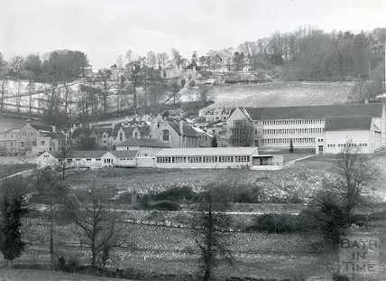 Monkton Combe School 1968