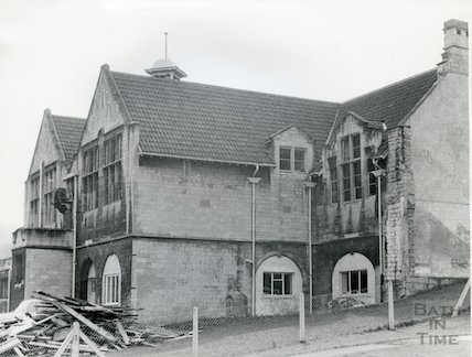 Millbrook Training Centre for the mentally handicapped, c.1975