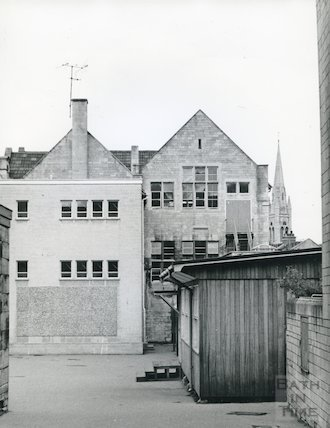 Widcombe Primary School (front view), c.1960s?