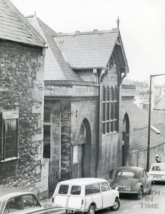 St. Matthew's Church Institute, Widcombe Hill, c.1960s