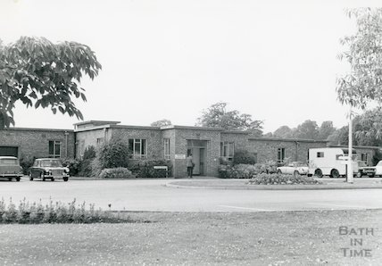 Combe Park Manor Hospital Reception Building, c.1960s