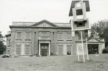 Bath Arts Secondary School, Cranwalls, Weston Park, c.1980s?