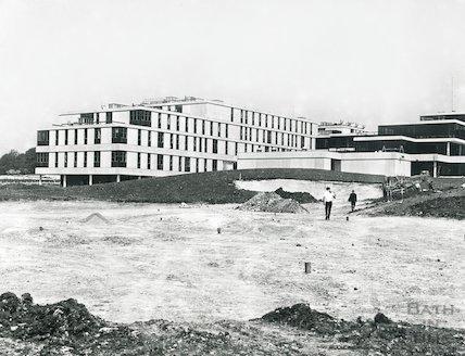 Bath University, School of Engineering, 1969