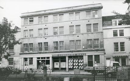 Longacre Hall, Walcot 1987