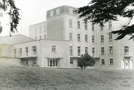 College of Home Economics, Lansdown, 1969