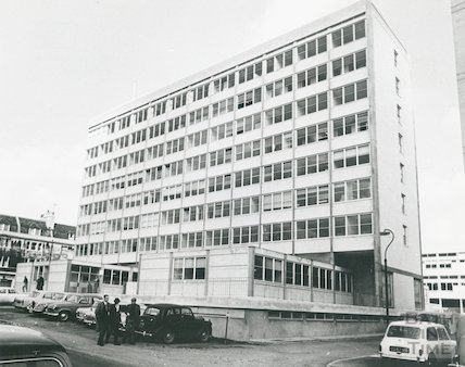 Kingsmead House, 1969