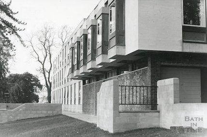 Woodside, Bathwick Hill, 1969