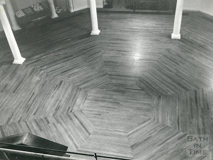 The Octagon Floor, 1968