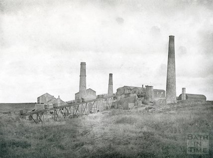 St. Cuthberts Minery, Priddy, Somerset Mendips, c.1900?