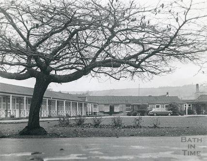 Forbes Fraser Hospital, Combe Park April, 1969