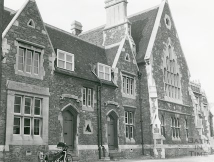 Weston Police Station and Courtroom May, c.1970