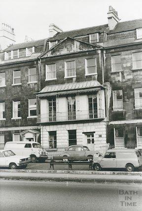 Kensington House School, Kensington, London Road, Bath c.1960s