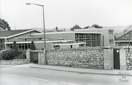 City of Bath Technical School (now Hayesfield School), Bath, c.1960s