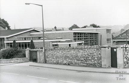 City of Bath Technical School (now Hayesfield School), Bath, c.1960s