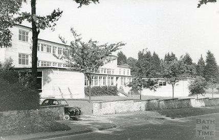 Oldfield Girls School, Kelston Road, Bath c.1960s