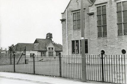 West Twerton Girls School c.1960s