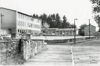 Cardinal Newman's Roman Catholic School (now St Gregory's R.C.), Odd Down, Bath. C.1960s