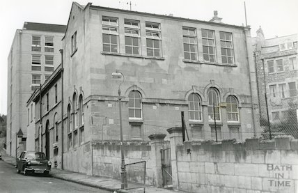 St. Andrew's Junior School, Harley Street, Bath, c.1960s