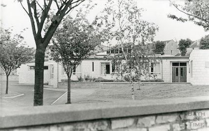 Newbridge St. Johns Infants School, Bath, c.1960s