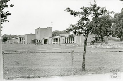 St Michael's Church of England School, Twerton, Bath c1960s