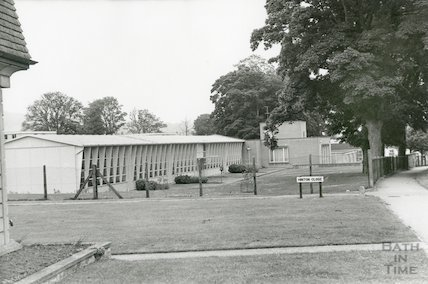 St. Michael's Church of England School, Twerton, Bath c.1960s