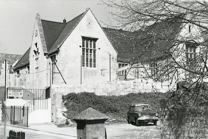 St. Saviours Junior School, Larkhall, Bath, c.1960s