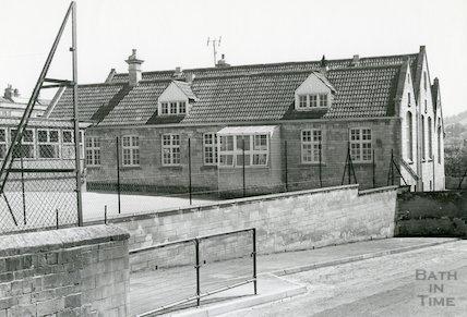 St. Saviours Junior School, Larkhall, c.1960s