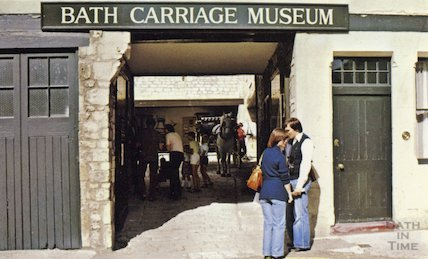 Bath Carriage Museum, Circus Mews, Bath, c.1980s