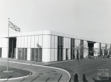 Herman Miller Factory, Lower Bristol Road, 1977