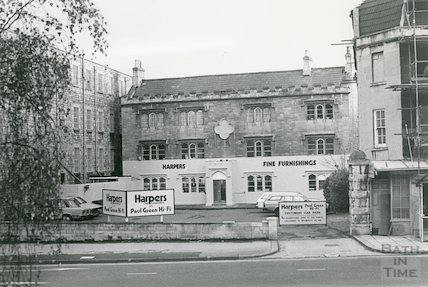 Old Workhouse, London Road/Weymouth Street