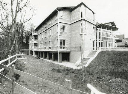 Bridgemead E.D.H., St. John's Road, Bathwick, c.1992