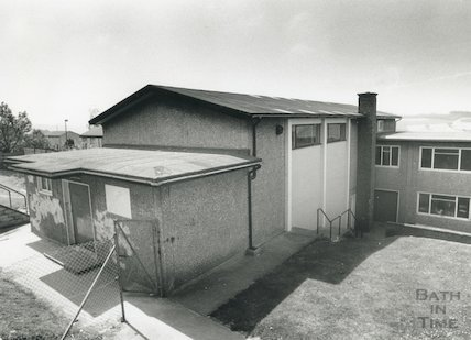 Whiteway Youth Club, now the Southside Youth Centre, Kelston View, Bath, c.1992
