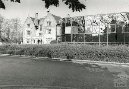 The Bath Clinic, Claverton Down Road, Combe Down Bath, c.1993
