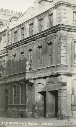Garrick's Head, Sawclose c.1930