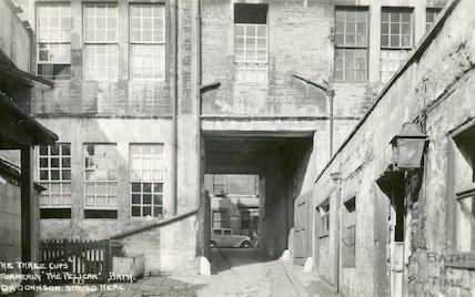 Three Cups Inn, Walcot Street