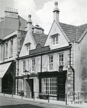 Saracen's Head, 42, Broad Street, Bath c.1960
