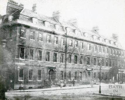 York House Hotel c.1849