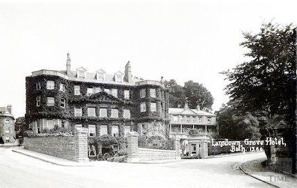 Lansdown Grove Hotel, Lansdown Road, Bath c.1916