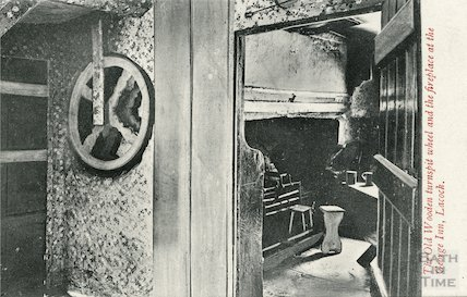 George Inn, Lacock, c.1910
