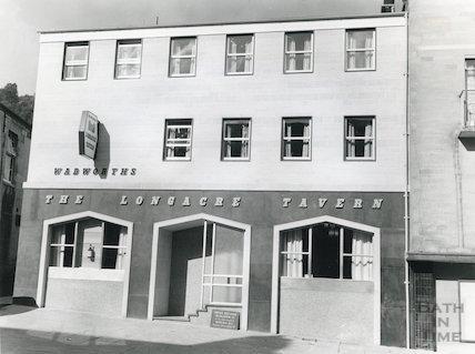 The new Longacre Tavern, London Road, Bath, 1969