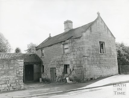 Hadley Arms, North Road, Combe Down September, 1981