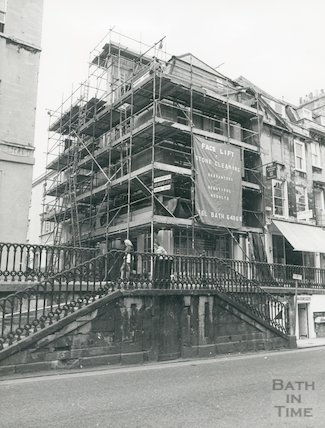 The Porter, George Street, Bath, 2 June 1982